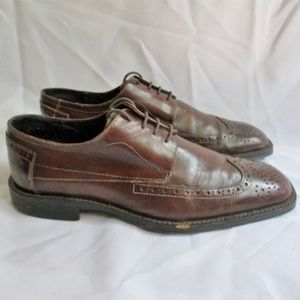 JOHNSTON & MURPHY Leather OXFORD Loafer Shoe